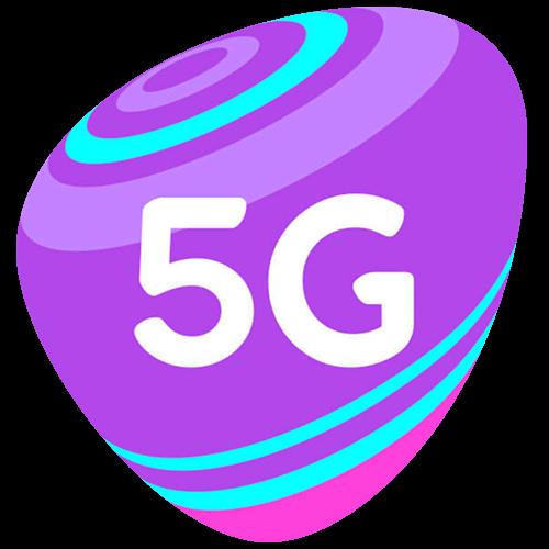 Laajakaistatyypit - 5G-laajakaista