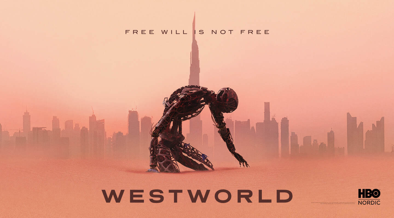 HBO Nordic: Westworld