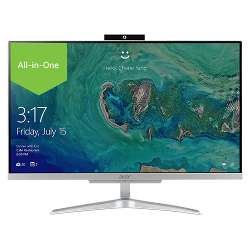 Acer Aspire C24-320 all-in-one 23,8""