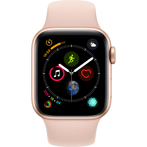Apple Watch Series 4 GPS Gold 40mm