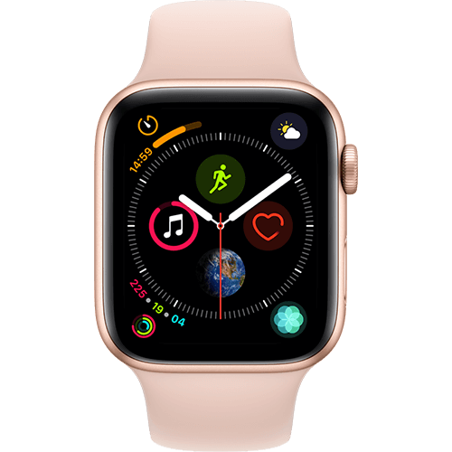 Apple Watch Series 4 GPS Gold 44mm