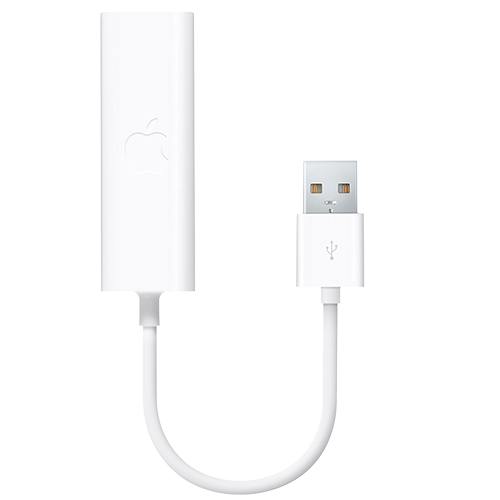 Apple USB-Ethernet -adapteri (MC704ZM/A)