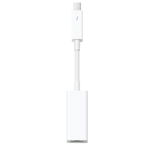 Apple Thunderbolt-Gigabit Ethernet -adapteri (MD463ZM/A)