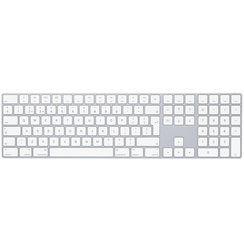 Apple Magic Keyboard -numeronäppäimistö (MQ052S/A)