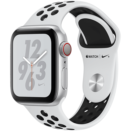 Apple Watch Nike+ Series 4 GPS + Cellular 40mm