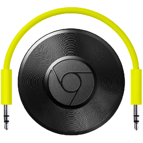 Google Chromecast Audio -mediasoitin