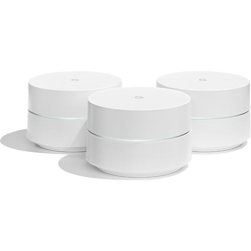 Google WiFi -mesh reititin 3-pack