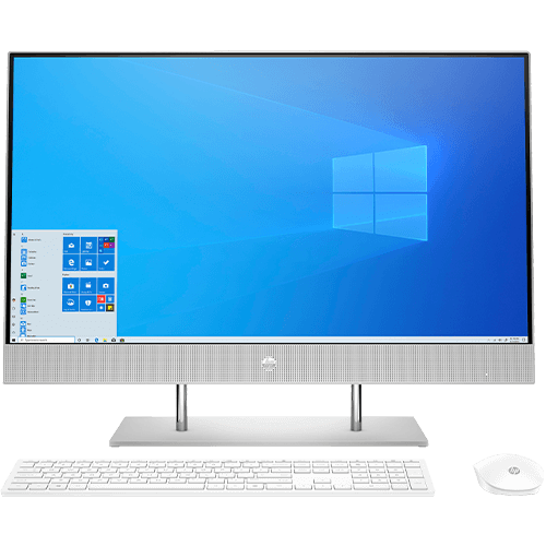 HP All-in-One 27-dp0015no -pöytäkone