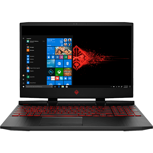 HP Omen 15-dc1002no 15,6""