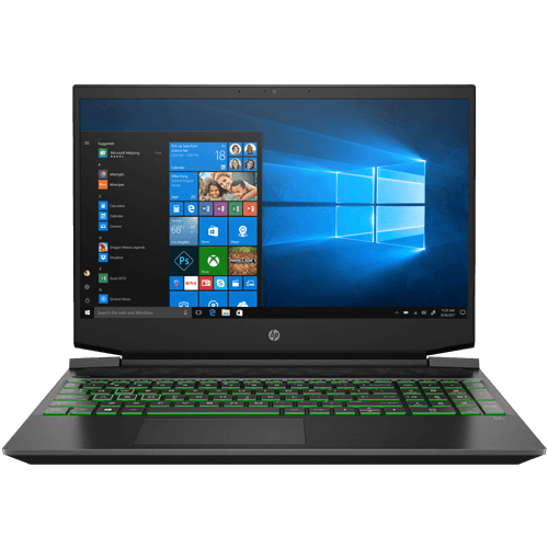 HP Pavilion Gaming 15-ec1032no 15,6""