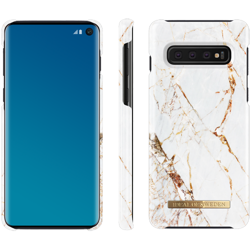 iDeal of Sweden Samsung Galaxy S10 Fashion Case -suojakuori