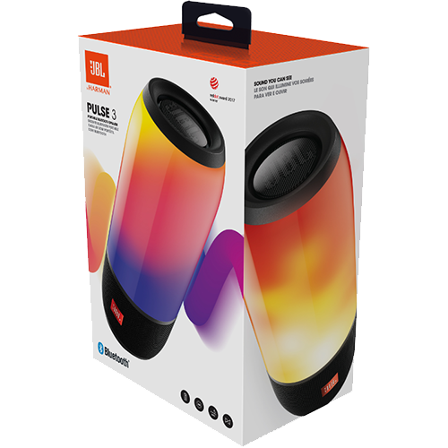 JBL Pulse 3 -bluetooth-kaiutin