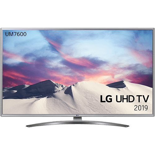 "LG 43"" 4K UHD LED Smart TV (2019)"