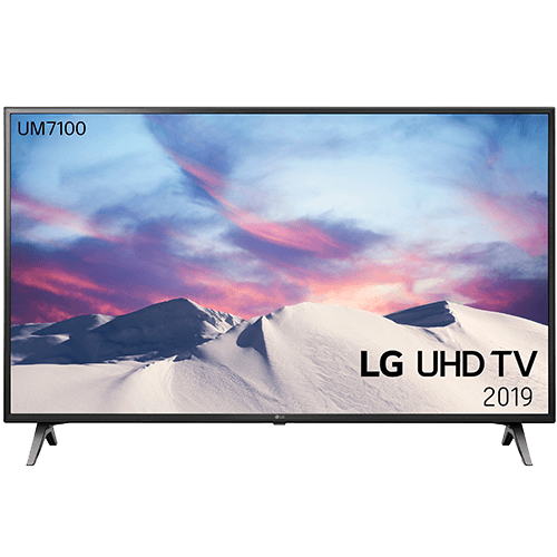 "LG 49"" 4K UHD LED Smart TV (2019)"