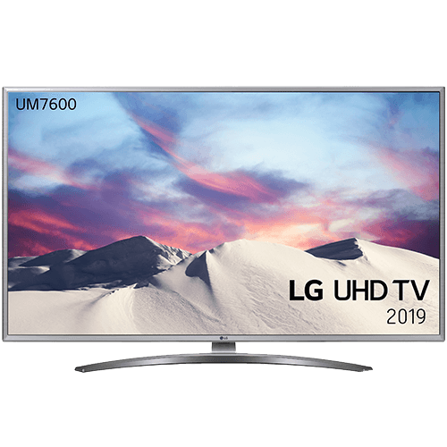 "LG 50"" 4K UHD LED Smart TV"