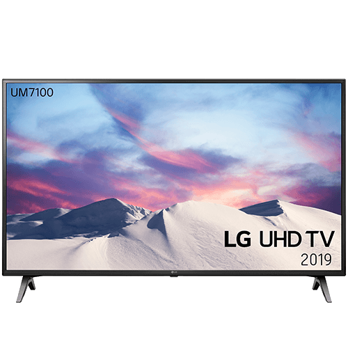 "LG 55"" 4K UHD LED Smart TV (2019)"
