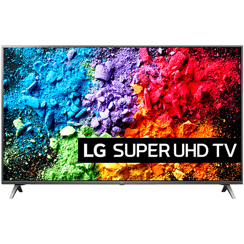 "LG 55"" 4K Super UHD Smart TV"