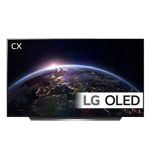 "LG 65"" 4K OLED Smart TV (2020)"