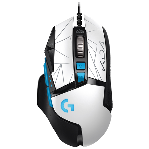 Logitech G502 HERO LOL Edition -pelihiiri
