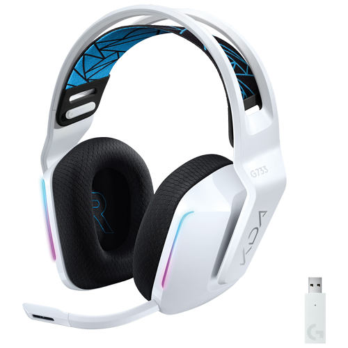 Logitech G733 Lightspeed Wireless LOL Edition -pelikuulokkeet