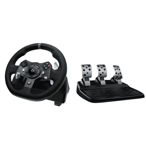 Logitech G920 Driving Force -rattiohjain