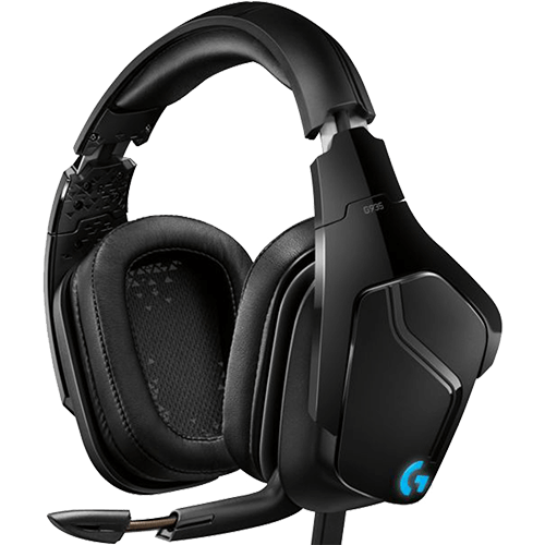 Logitech G935 Wireless 7.1 -kuulokemikrofoni