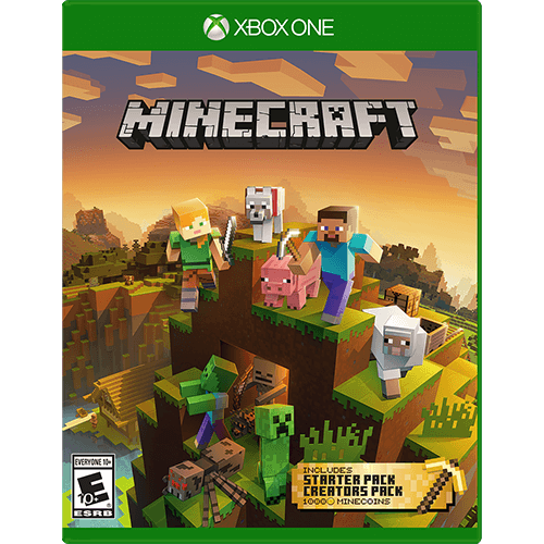 Microsoft Xbox One Minecraft Master Collection -peli
