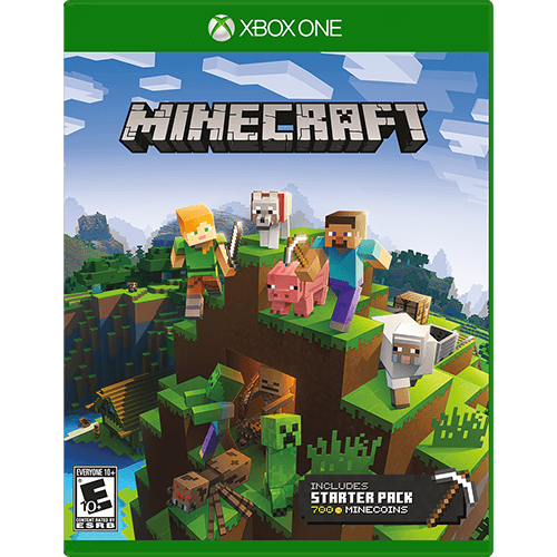 Microsoft Xbox One Minecraft Starter Collection -peli