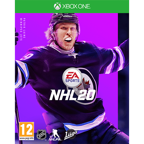 Xbox One NHL 20 -peli