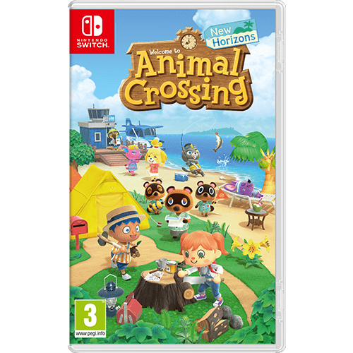 Nintendo Switch Animal Crossing: New Horizons -peli