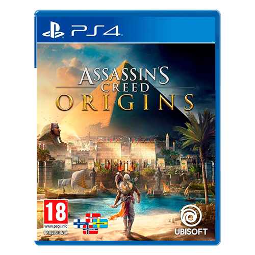 Assasins Creed Origins -peli