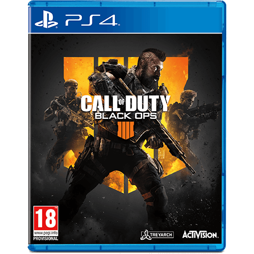 PS4 Call of Duty Black Ops 4 -peli