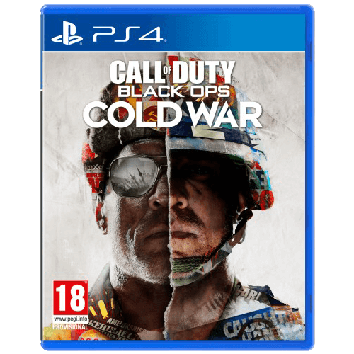 PS4 Call of Duty: Black Ops Cold War -peli