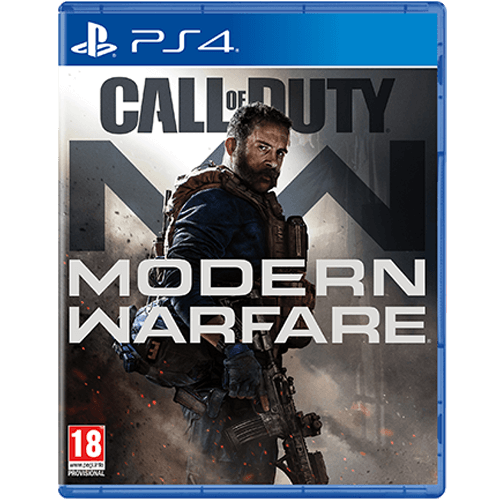 PS4 Call of Duty: Modern Warfare -peli