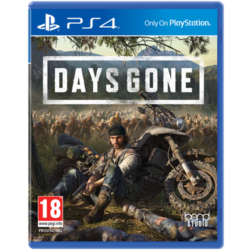 PS4 Days Gone -peli