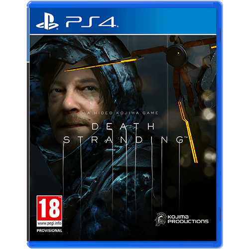 PS4 Death Stranding -peli