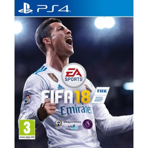 FIFA 18 -peli