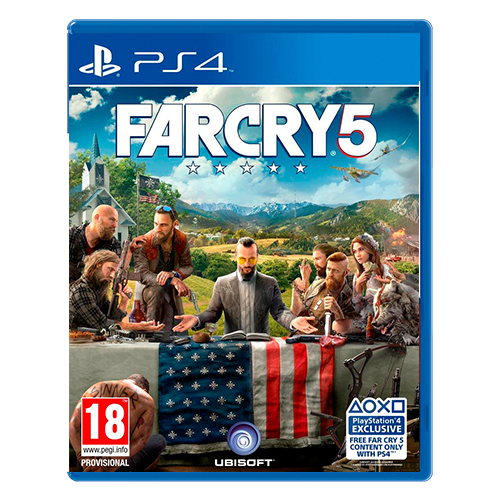 Far Cry 5 -peli