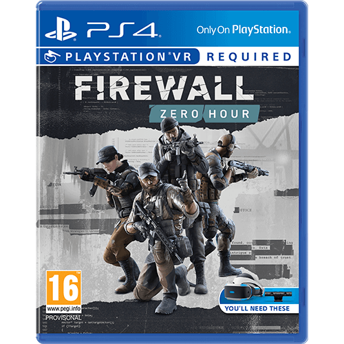 PS4 Firewall Zero Hour VR -peli