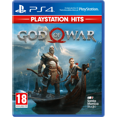 PS4 PS Hits God of War -peli