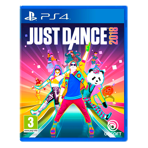 Just Dance 2018 -peli
