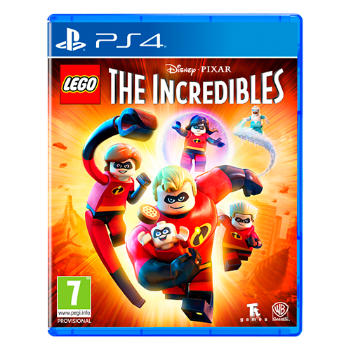 Lego The Incredibles -peli