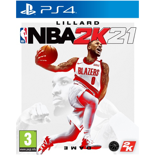 PS4 NBA 2K21 -peli