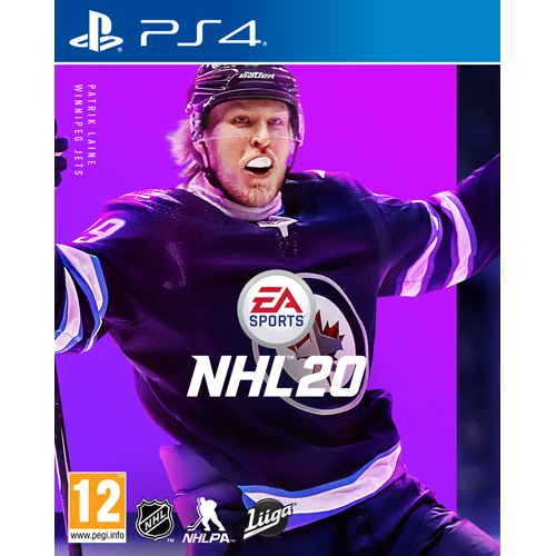 PS4 NHL 20 -peli