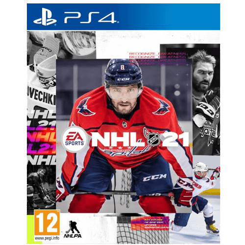 PS4 NHL 21 -peli