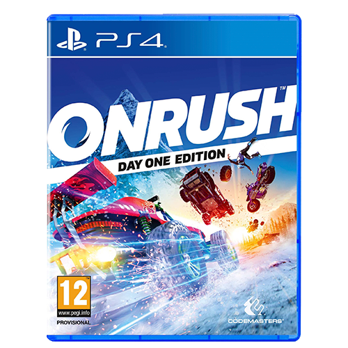 Onrush DayOne Edition -peli