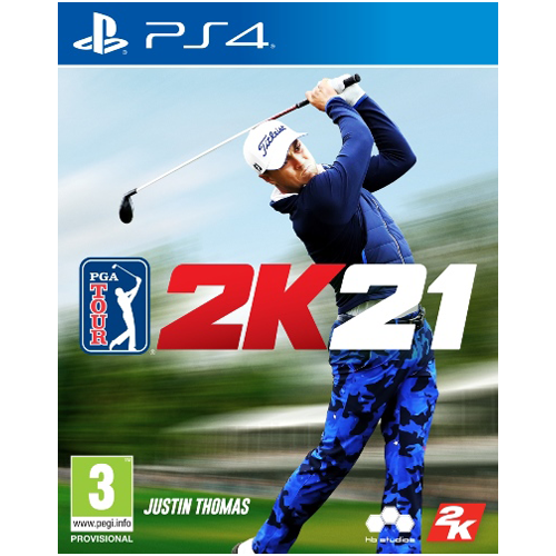 PS4 PGA Tour 2K21 -peli