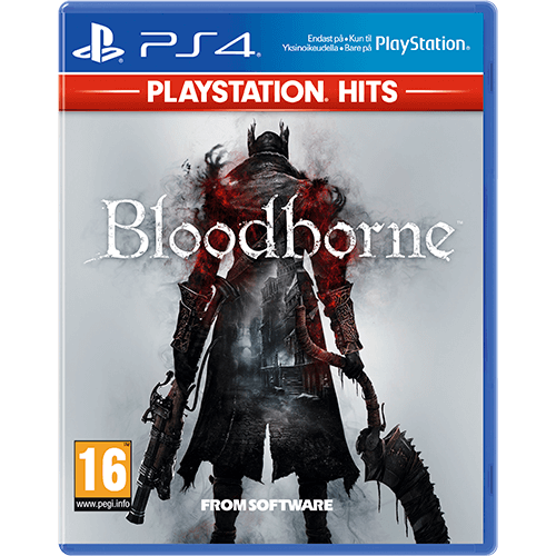 PS4 PS HITS Bloodborne