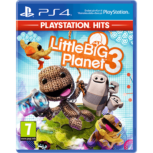 PS4 PS HITS LittleBigPlanet 3