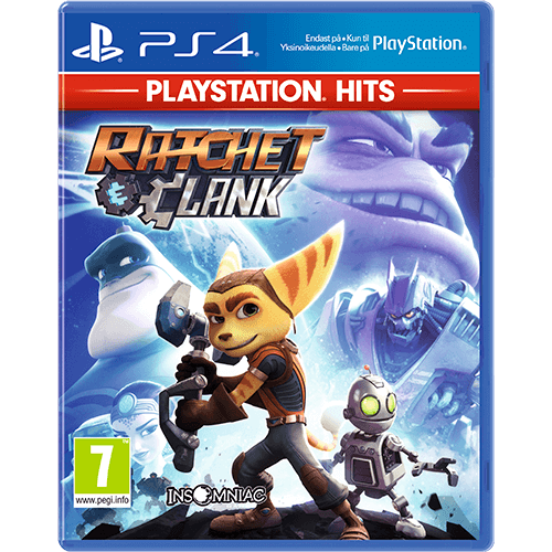 PS4 PS HITS Ratchet & Clank